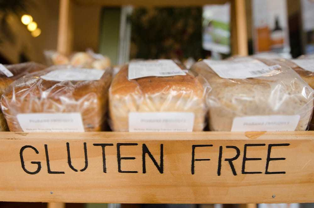 How to spot gluten in a food label.
